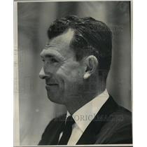 1961 Press Photo Milwaukee Braves Baseball Player Roy McMillan - mja63248
