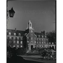 1848 Press Photo Smith College-North Hampton, Mass. - mja55498