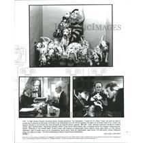 Press Photo 102 Dalmatians Glenn Close Comedy Disney