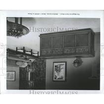 1964 Press Photo Magnvox Astro-Sonic Record Player