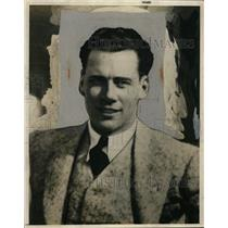 1932 Press Photo W. Lawson Butt, Ex-Husband of Eugenia Bankhead - neo01731