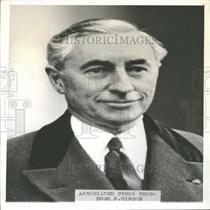 1938 Press Photo Hugh Simons Gibson American diplomat