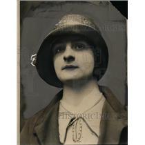 1925 Press Photo Mary Gill of Cincinnati, Ohio - neo02406