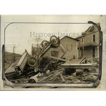 1929 Press Photo Weaversville, VA Tornado Damage - neo04476