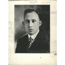 1925 Press Photo Henry Oliver - neo05019