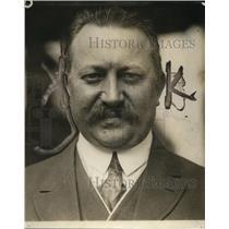 1916 Press Photo Maxa Servis, hotel Proprietor - neo05672