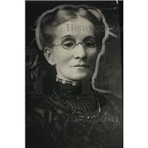 1922 Press Photo Evelyn Sample, Sleeping Sickness Victim - neo07309