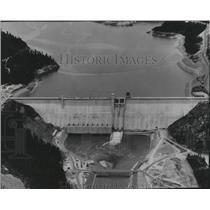 1975 Press Photo Libby Dam - spa45331