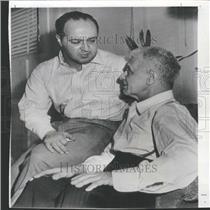 1950 Press Photo Harry Gold Family Spy Philadelphia - RRY08171