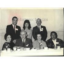 1965 Press Photo Josephine Neuman, et al at Northwest Tribal Judges' Confence