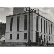 1940 Press Photo Orofino Idaho building - spa54875