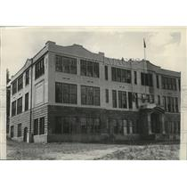 1946 Press Photo St Maries, Idaho- High School Building renovated - spa55070