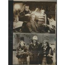 1974 Press Photo London Leonard Ludwin Covent Garden