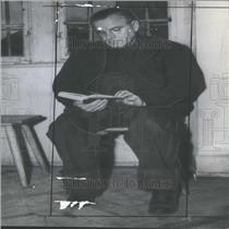 1945 Press Photo Bund Head Fritz Kuhn Deported