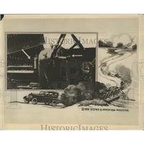 1925 Press Photo Science and Invention Magazine  - nef67955