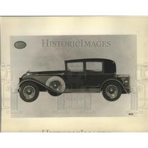 1929 Press Photo New Body designed by E.T Bearsons of Baker Raulang Co.Cleveland