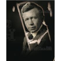 1924 Press Photo Vilhjalmur Stefansson noted Arctic explorer - neo24058