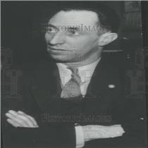 1936 Press Photo Union Leader Harry Bridges
