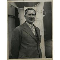 1936 Press Photo George Eyston, British Racing Driver - neo11391