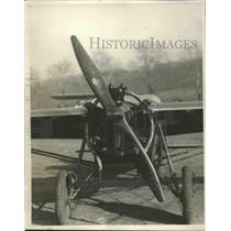 1928 Press Photo Hartzell on Propellers - nef67427