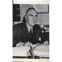1942 Press Photo Eddie Rickenbacker - nef65974