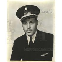 1938 Press Photo Russel Norman Arden, First Pilot of American Airlines