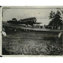 1929 Press Photo Lt. Harold Bromley - neo20774