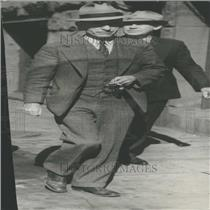1935 Press Photo Ray Humphrey investigator DC