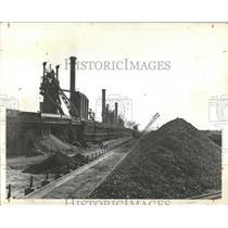 1940 Press Photo CF&I Steel Co