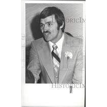 1978 Press Photo Curt Byrnes, Wrestling coach - sps03881