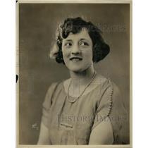 "1921 Press Photo New York Ida Van Tine in ""Eileen"" - neny15949"