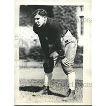 1930 Press Photo Bart Viviano, Halfback, Cornell University - sbs06144