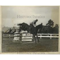 1928 Press Photo The Annual Westchester County Horse Show - ney27209