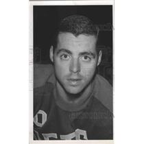 1963 Press Photo Hockey player Charley Goodwin - sps05656