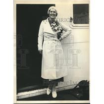 1931 Press Photo Carol Deis, winner of 1931 Atwater Kent Nat'l Radio Audition