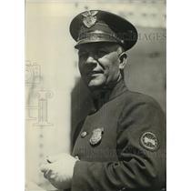 1926 Press Photo Cleveland Police - neny20310