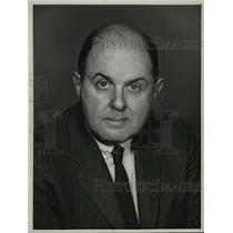 1894 Press Photo Actor John McGiver - mja63940
