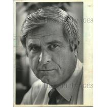 1982 Press Photo Brewers' Baseball General Manager Harry Dalton - mja73284