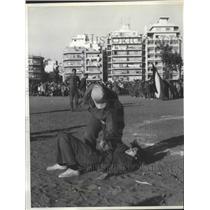 1901 Press Photo Self Defense - nef68490