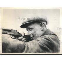 1930 Press Photo Sam Lehman wins Eastern White Flyer Championship - sbs06600