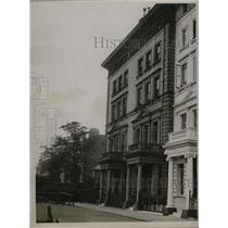 1920 Press Photo JP Morgan Home at Prince's Gate, London - neny22608
