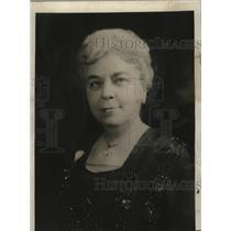 1923 Press Photo Cassity E. Mason, Female Knight Grand Officer of New York