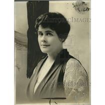 1925 Press Photo Actress Janet Beecher - neo10434