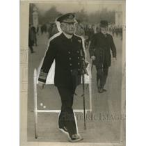 1918 Press Photo Admiral George E. Patey of British Navy - neo10675