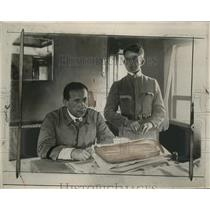 1929 Press Photo Joseph Pogany of Hungary or Joseph Schwartz - neo16507