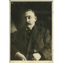 1918 Press Photo Monsieur Gavault, Playwright - neo16927