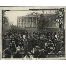1930 Press Photo Communists at White House - neo18206