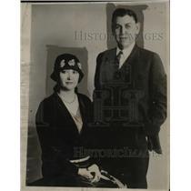 1927 Press Photo Adolfo De La Huerta joined forces with Gen. Arnulfo Gomez