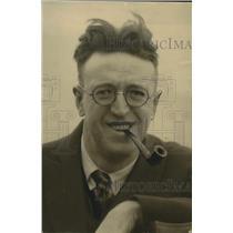 1923 Press Photo Bob Dorman, N.E.A. Photographer - neo21197