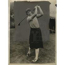 1930 Press Photo Virginia Van Wie - neo24869